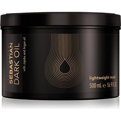 Sebastian Professional dark oil 500 ml