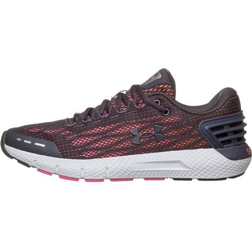 UNDER ARMOUR w charged rogue jet gray