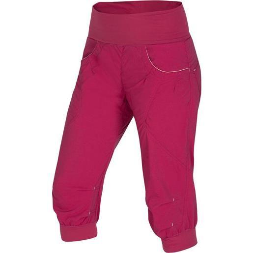 Ocun pantaloni 3/4 noya xxs persian red