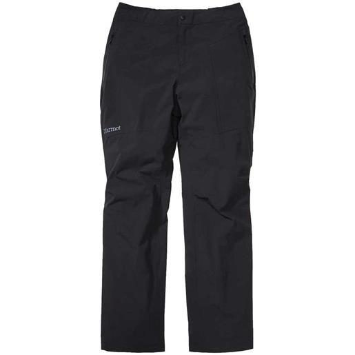Marmot pantaloni evo dry torreys xs black