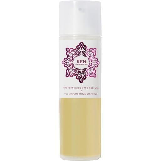 Ren Clean Skincare body wash doccia shampoo 200ml