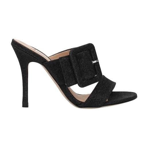 Roberto Festa sandali donna glitter nero 37.5