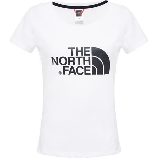 The north face easy t-shirt donna