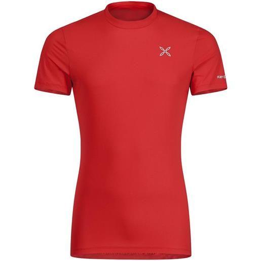 Montura maglietta manica corta water sensi xs white / red