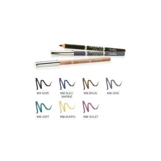 Bionike Trucco bionike linea defence color occhi kohl&kajal matite interno esterno 109 violet
