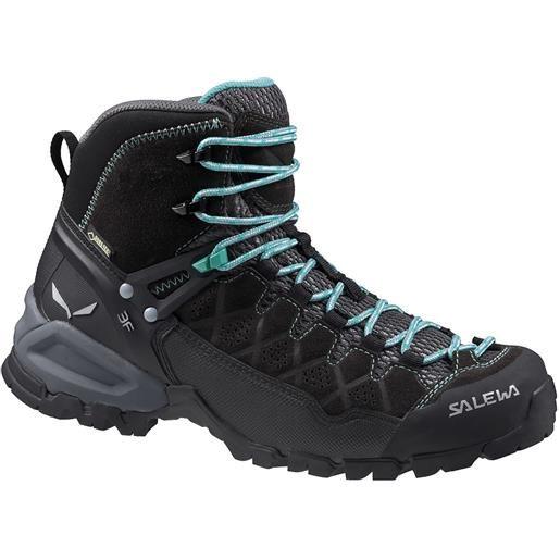 SALEWA scarpe ws alp trainer mid gtx® trekking gore-tex® donna