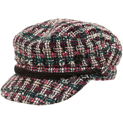 MAISON MICHEL cappello new abby in tweed