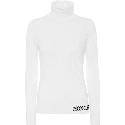 Moncler lupetto in lana