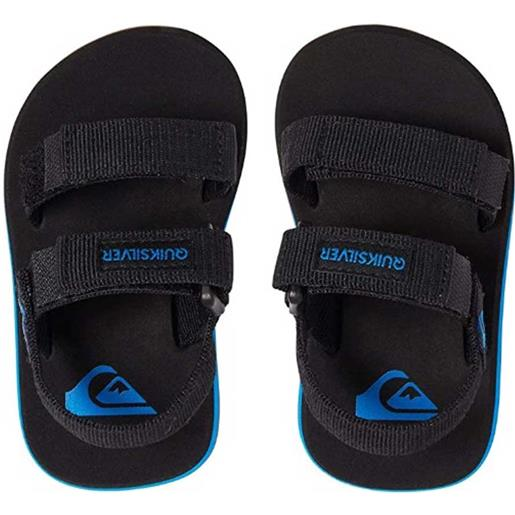 Quiksilver toddlers sandals monkey caged toddler black