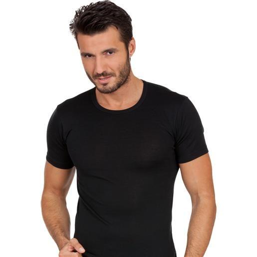 Ma.Re t-shirt costina liscia mezza manica uomo ma. Re art. 5420