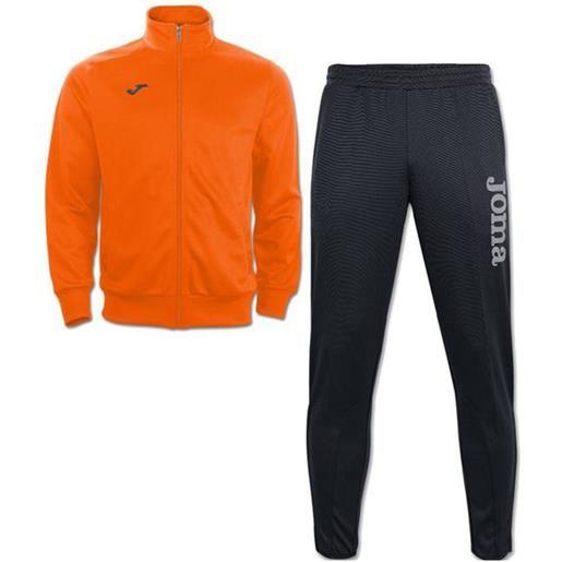 Gladiator combi gala 5 joma tuta allenamento training caviglia stretta uomo -arancione nero id. Grid: 4772 , code: 8011.12 100086 color: arancione nero