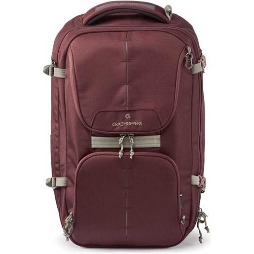 Craghoppers zaino hybrd holdall 40l one size brick red