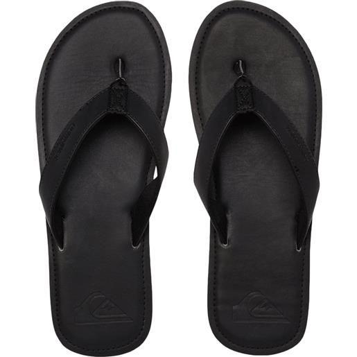Quiksilver sandals molokay nubuck ii infradito uomo