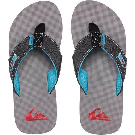Quiksilver sandals molokai abyss yth infradito ragazzo