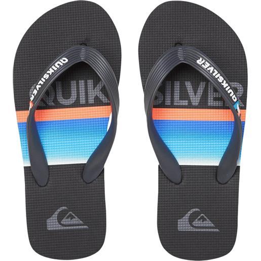 Quiksilver sandals molokai slab yth infradito bambino