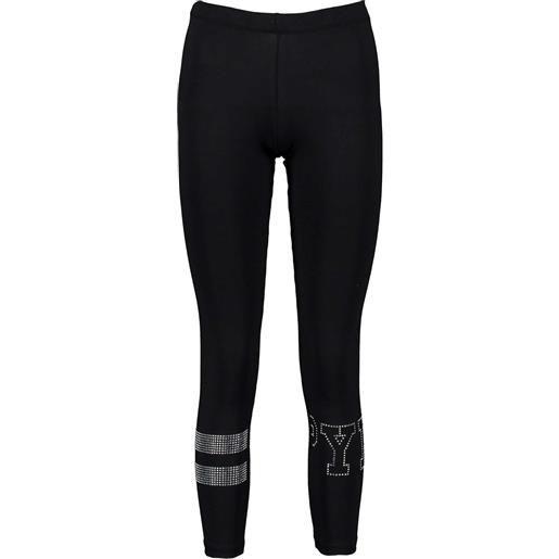 PYREX leggings strass donna