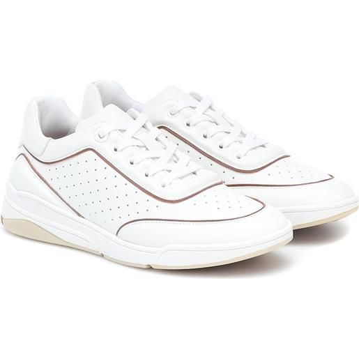 Loro Piana sneakers play in pelle