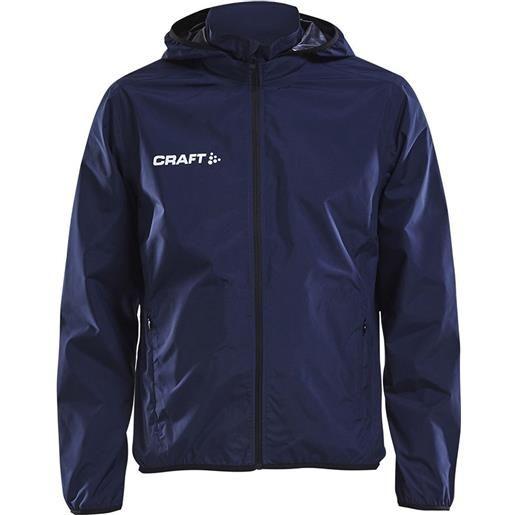 Craft giacca logo xs navy