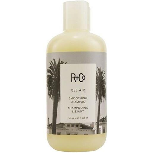 R+CO bel air smoothing shampoo lisciante 241 ml