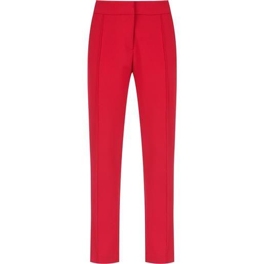 Olympiah pantaloni wave - rosso