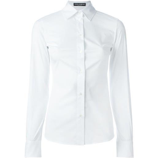 Dolce & Gabbana camicia - bianco