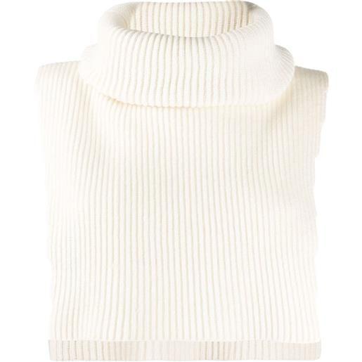 Cashmere In Love maglione brooke a collo alto - toni neutri