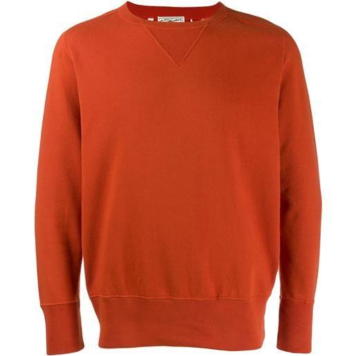 Levi's Vintage Clothing felpa a girocollo - arancione