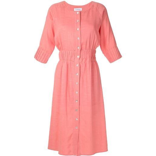 Olympiah vestito ylang aderente - rosa