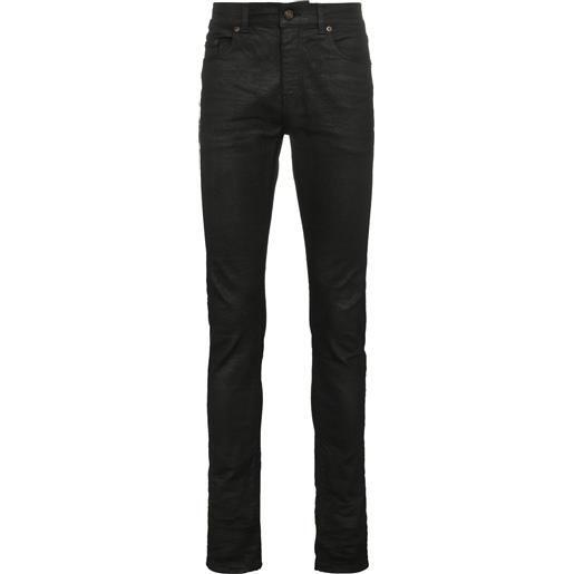 Saint Laurent jeans skinny - nero