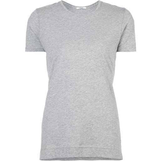 Adam Lippes t-shirt a girocollo - grigio