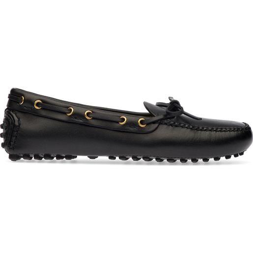 Car Shoe mocassini - nero
