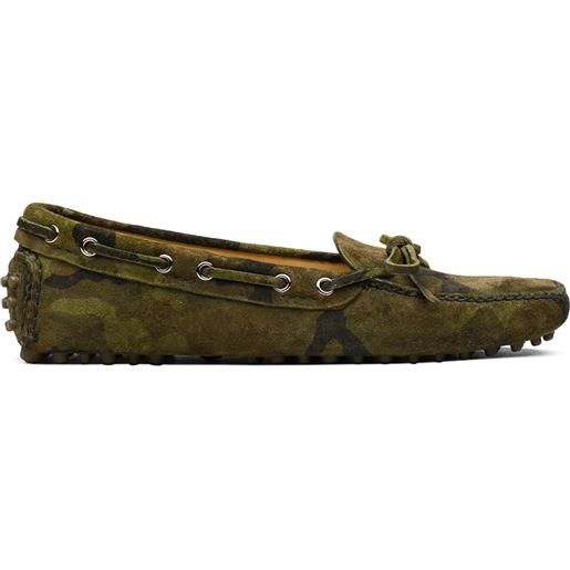 Car Shoe mocassini - verde