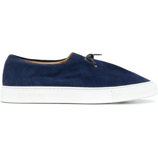 Mackintosh sneakers jacques solovière - blu