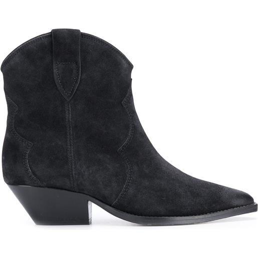 Isabel Marant stivali a punta - nero