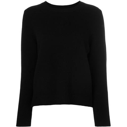 Chinti and Parker maglione ampio - nero