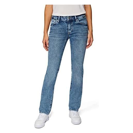 Mavi olivia jeans, doppio nero, 28/36 donna