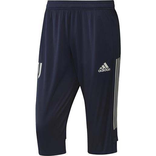 Adidas pantaloncino allenamento juventus 20/21 uomo