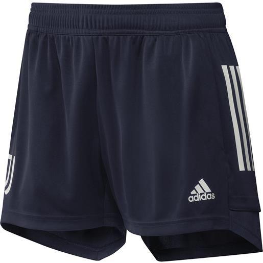 Adidas pantaloncino allenamento juventus 20/21 donna