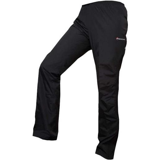 Montane pantaloni dynamo xs black