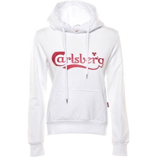 Carlsberg felpa donna