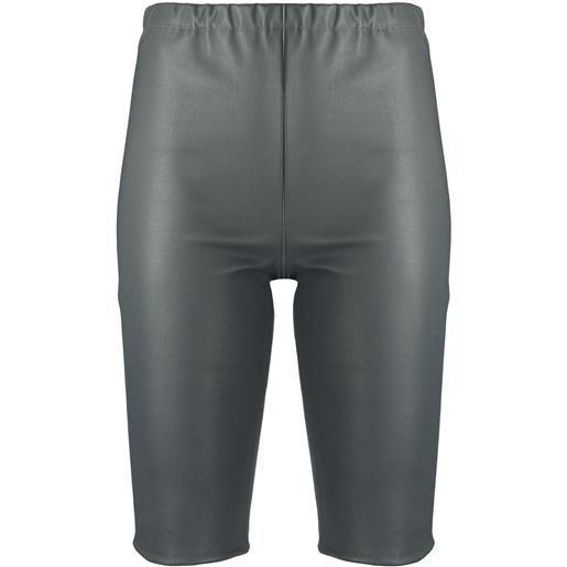 David Koma shorts sportivi - grigio