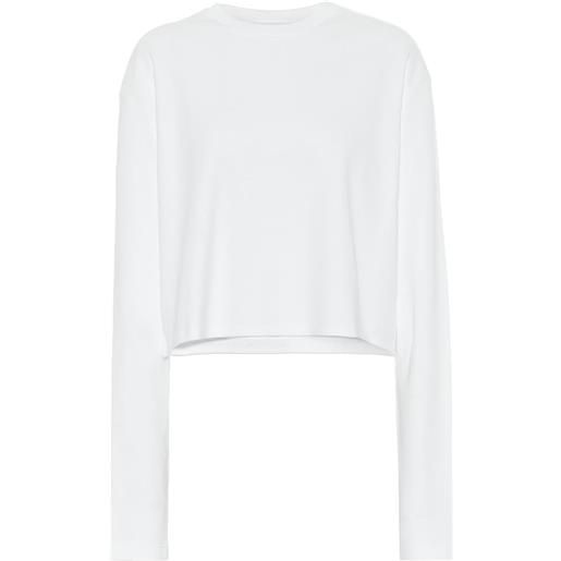 WARDROBE.NYC release 03 - top in jersey di cotone