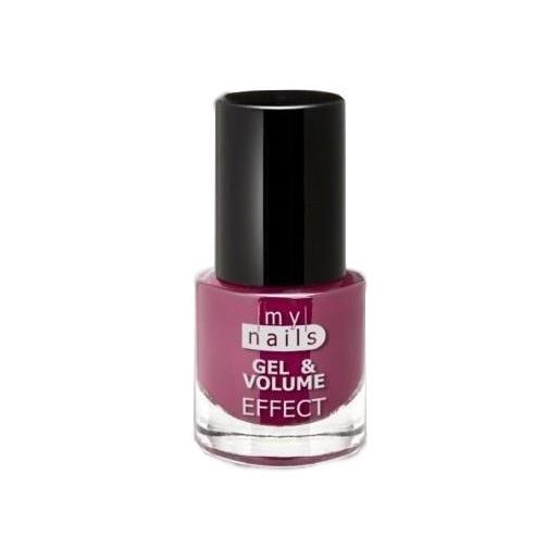 PLANET PHARMA SpA my nail gel & volume effect 20 amarena