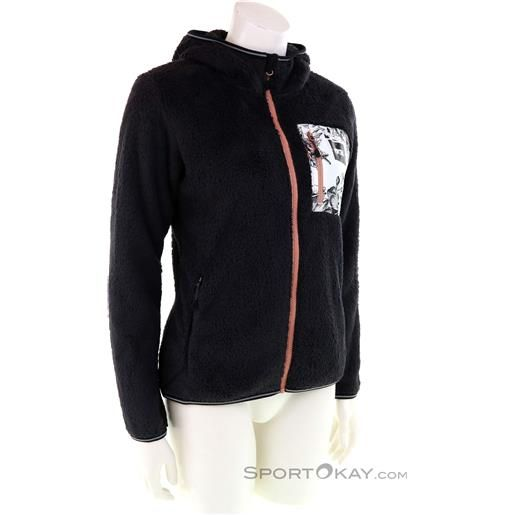 Picture izimo donna giacca fleece