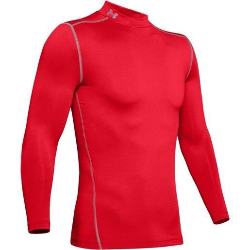 UNDER ARMOUR maglia manica lunga coldgear® armour compression mock