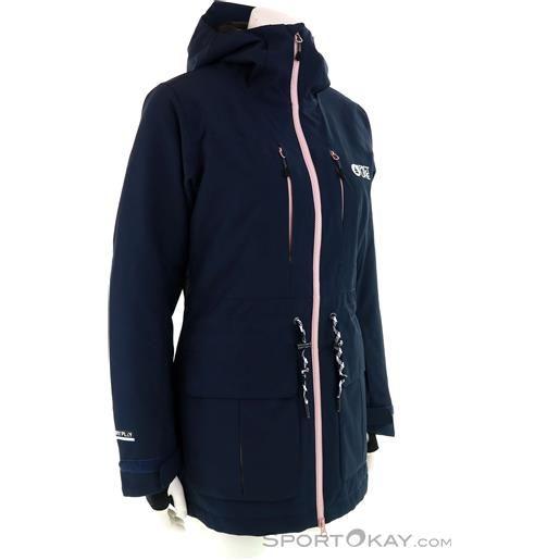 Picture apply donna giacca da sci