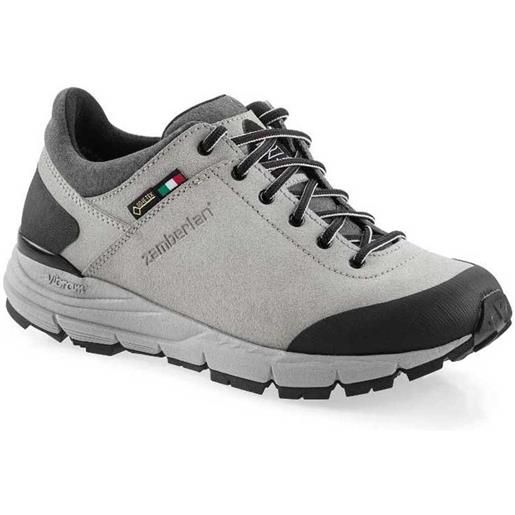 Zamberlan scarpe trekking 205 stroll goretex eu 38 ciment