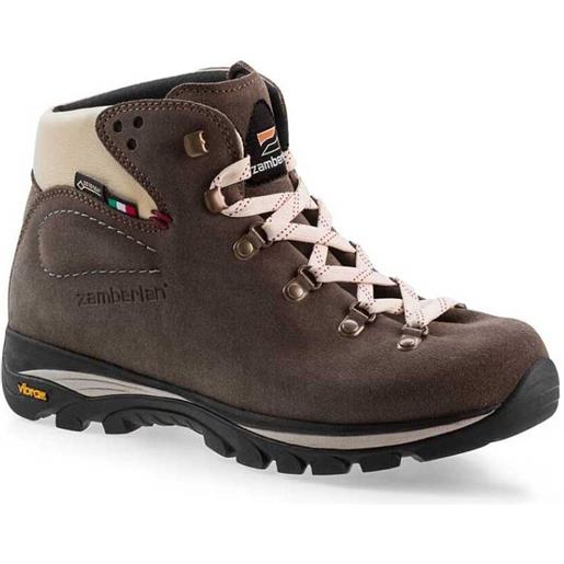 Zamberlan scarponi trekking 333 frida goretex eu 36 brown