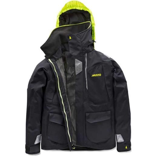 Musto giacca br2 offshore 10 black / black