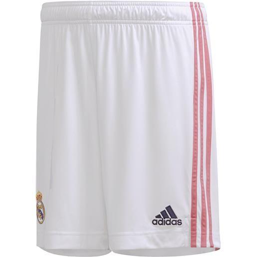 Adidas pantaloncini gara home real madrid 20/21 uomo